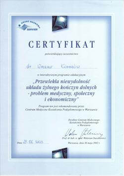 cert-Serwier